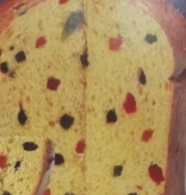 Pan de Pascua o Paneton